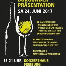 Burgunderpräsentation im Konzerthaus, Freiburg 24.06.2017