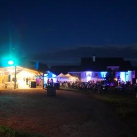Impressionen Wein im Garten – Die Kruttenau Weinparty 2017