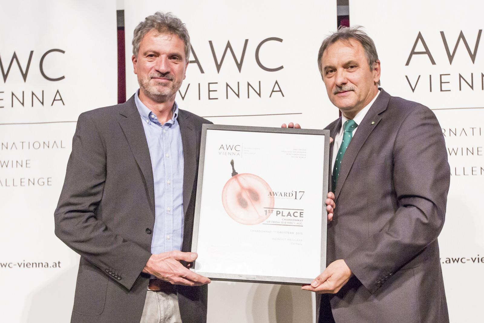 AWC VIENNA GALA NACHT DES WEINES 2017