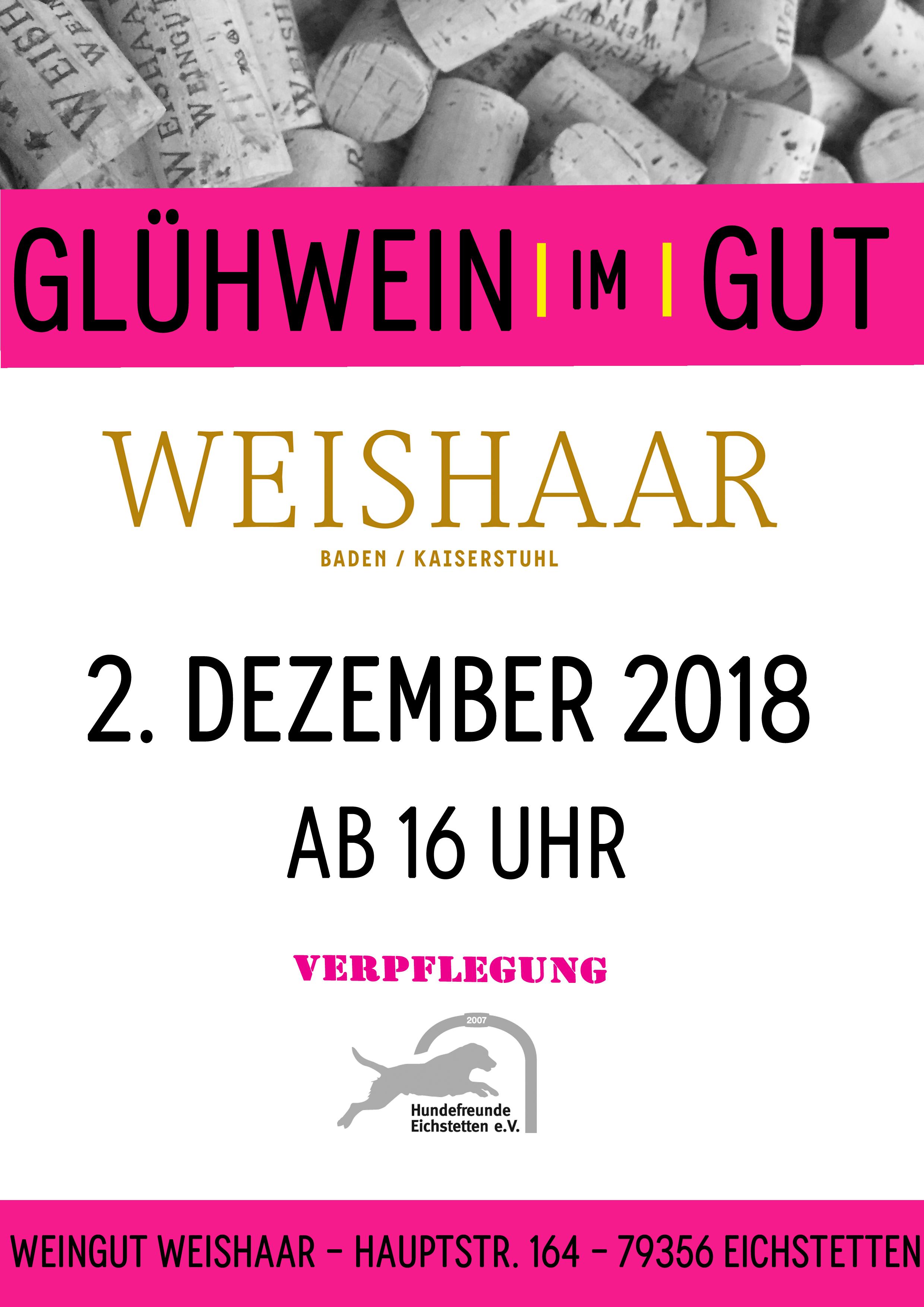 Glühwein Im Gut 2018