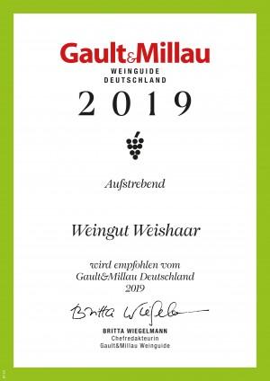 Gault Millau_Weishaar 2019
