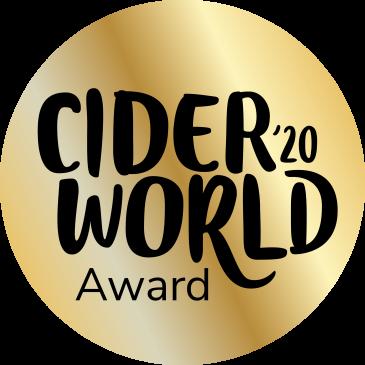 MUSTUM erhält GOLD beim Cider World Award 2020